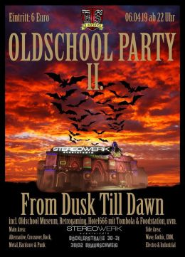 2. Oldschool Party - From Dusk Till Dawn